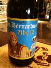 St. Bernardus Abt 12 (%)