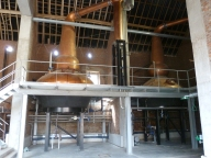 The Caperdonich pot stills