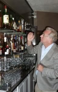 Een brede whiskykeuze