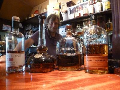 Bourbon galore