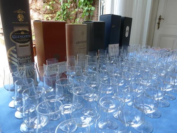 Whiskyproeven op locatie