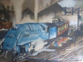 York Station 1989