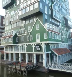 Oud Zaandam in een nieuw jasje