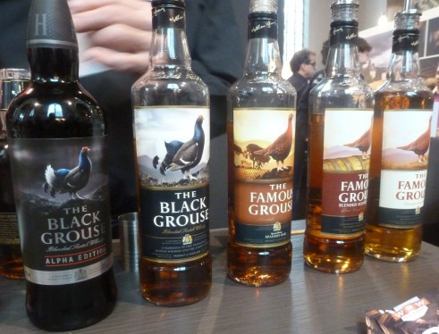The Black Grouse, Alpha Edition