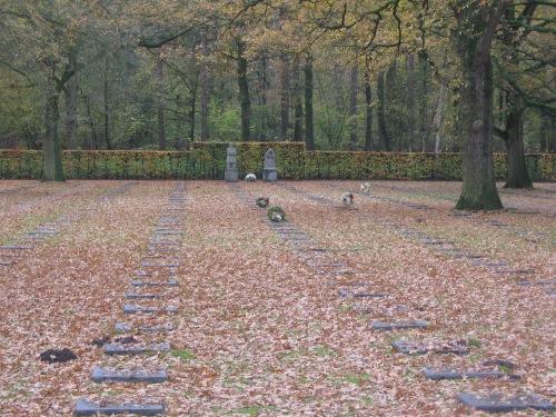 Soldatenfriedhof Vladslo