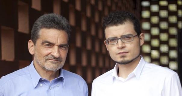 Vader Albrecht Ebensperger en Jonas