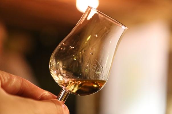 Whisky legs & aromas (Foto: Bram Hageman)
