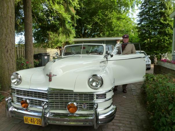 1948 Chrysler New Yorker Highlander Convertible
