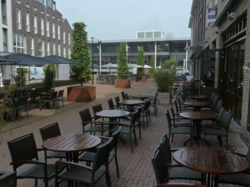 Het Lindeplein in Oisterwijk