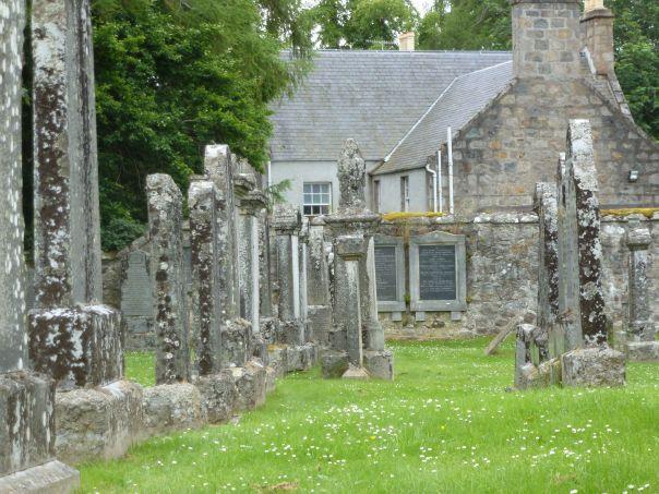 Crathie Churchyard