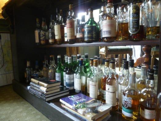 Whisky's op alfabet