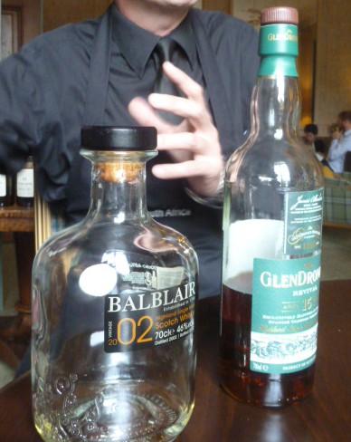 Jurgens whiskykeuze
