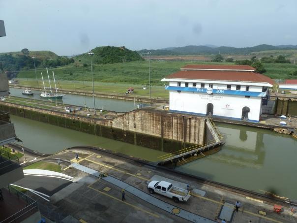 100 jaar Panama Kanaal