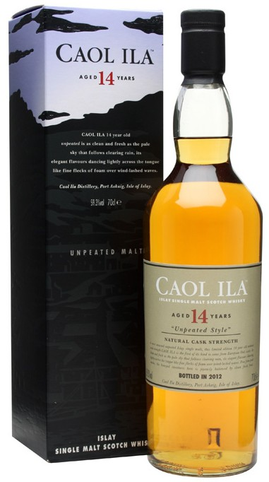 A surprise: Coal Ila 14 y.o. unpeated