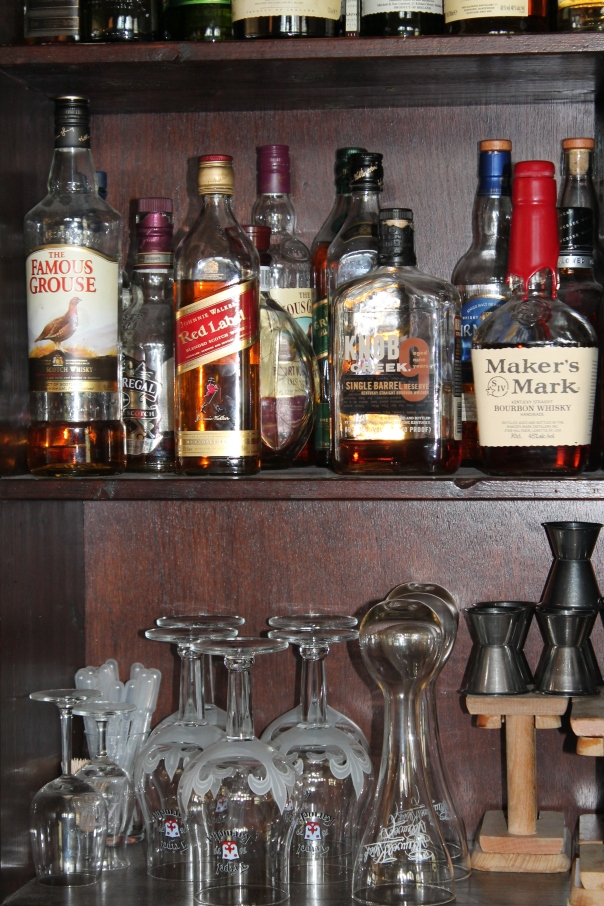 Scotch, bourbons and more ...