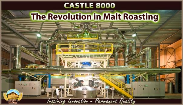 Castle Malting 8000