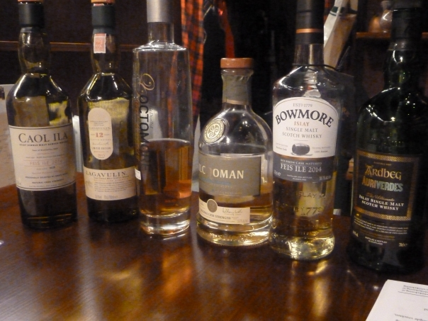 N&T line-up Whiskykoning