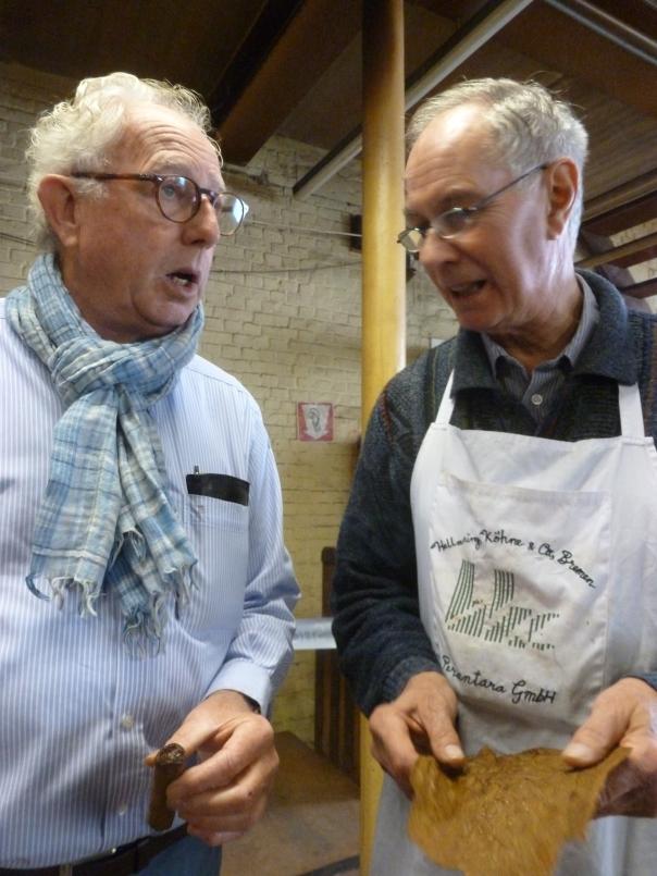 Ton Buenen en Gerard de Graaff