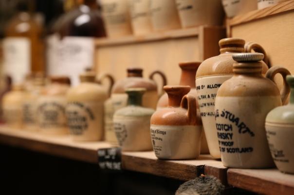 Kruiken en keramiek
