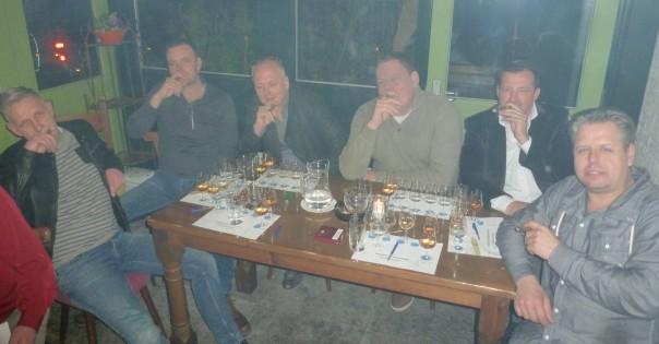 Het Rokers-Genietschap uit Oude Niedorp