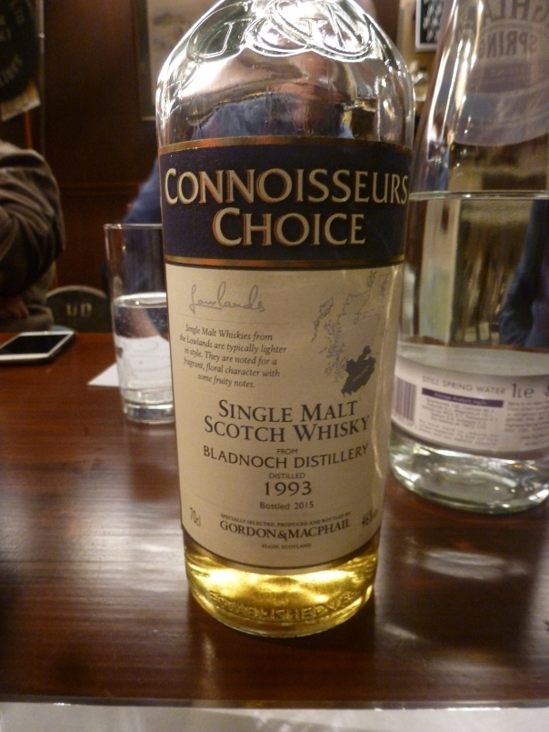 Bladnoch single malt 22 yo 46% abv