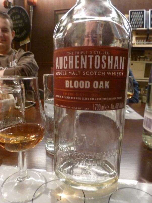 Auchentoshan Blood Aok 46% abv