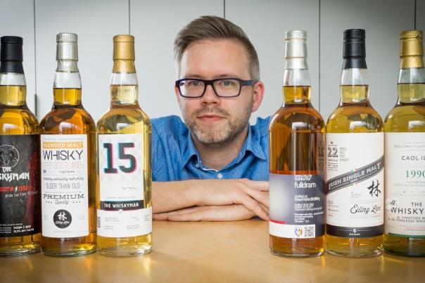 Labelontwerper Ruben Luyten