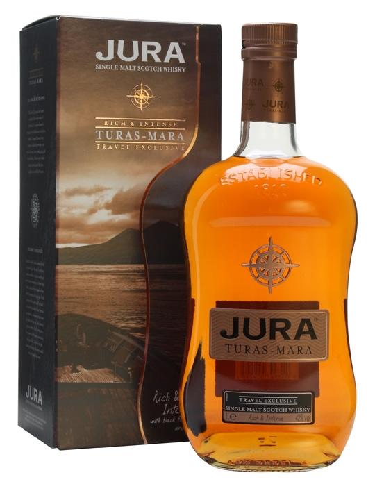Jura Turas Mara (Foto The Whisky Exchange)