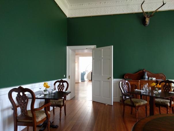 Islay House dining room 1