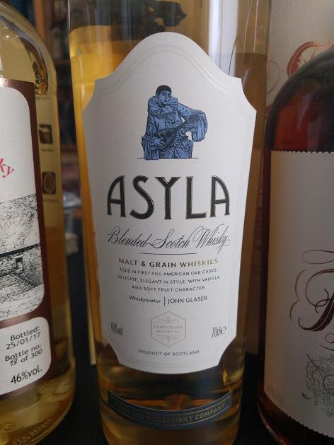 Asyla Compass Box blend