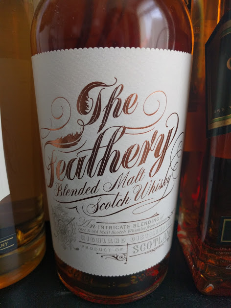 The Feathery blended malt