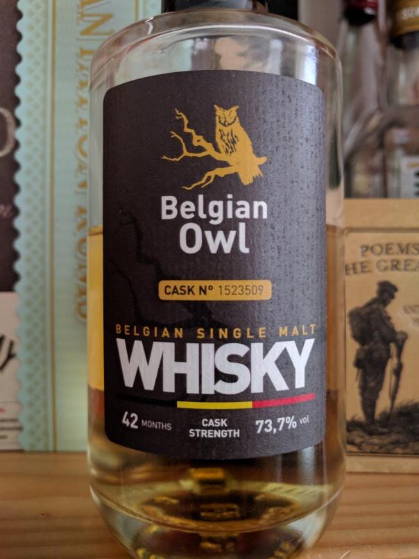 Belgian Owl 37,3 % abv