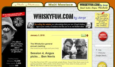 Printscreen Whiskyfun
