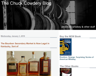 The Chuck Cowdery Blog
