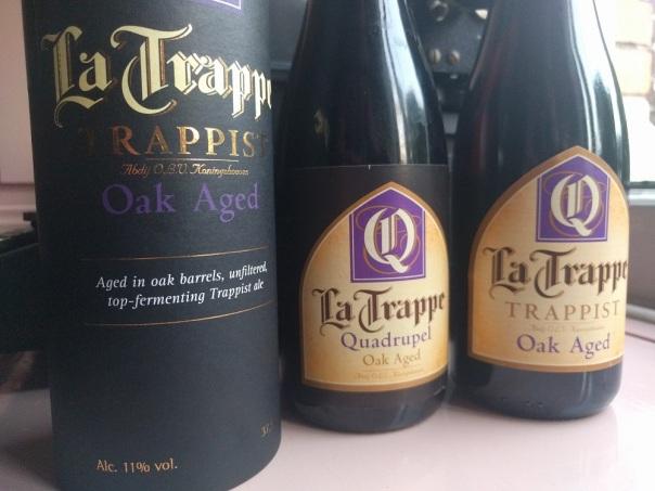 La Trappe Oak Aged