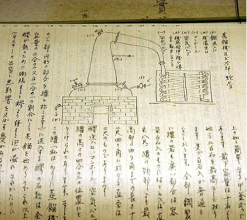 Masataka's notebook