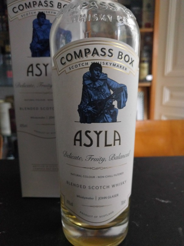 Asyla Compass Box