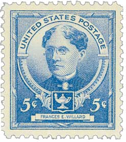 FEW on stamp
