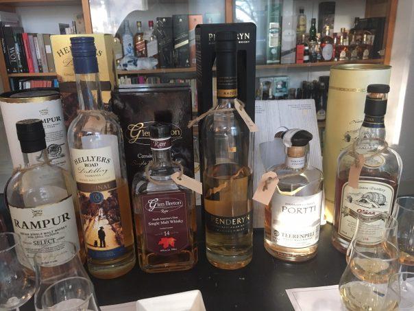wereldwhisky's in line-up