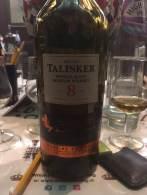 Talisker 8 yo, 59.4 % abv cask strength.