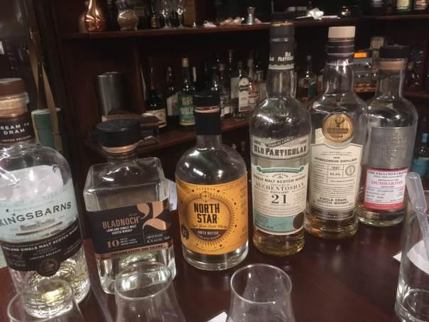 Lentewhisky's 2019