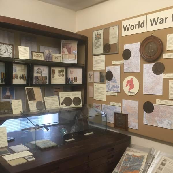 WW1 corner
