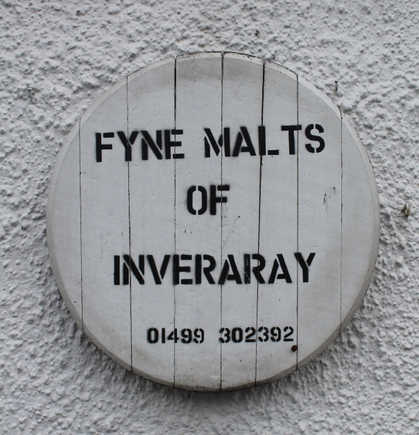 Fyne Malts of Inveraray
