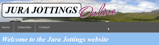 Jura Jottings Online