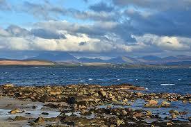 Islay sea