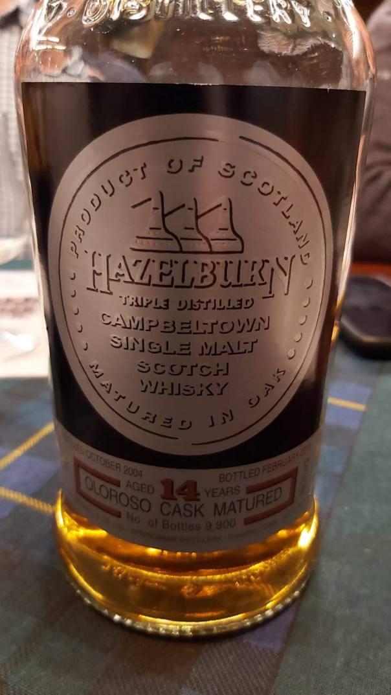 Oloroso sherry 2019