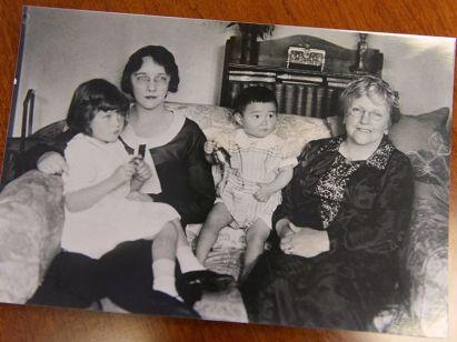 1931 Valerie, Rita, Rima and Robina